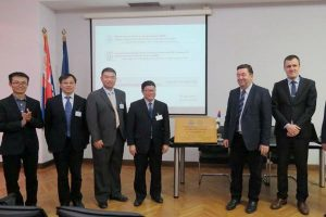 China-Serbia Joint Research and Training Center for Small Hydropower Set up in Serbia